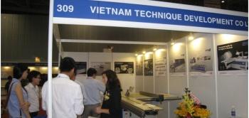 VTD và nhà sản xuất Felder tham gia triển lãm Vietnam wood 2013